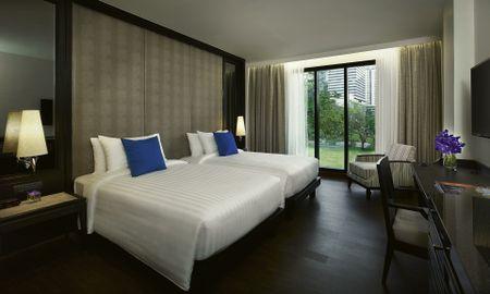 Представительский номер Твин - Mövenpick Hotel Sukhumvit 15 Bangkok - Bangkok