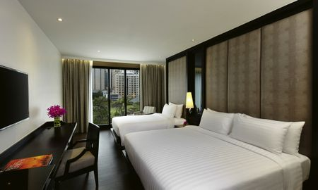 Номер Семейный - Mövenpick Hotel Sukhumvit 15 Bangkok - Bangkok