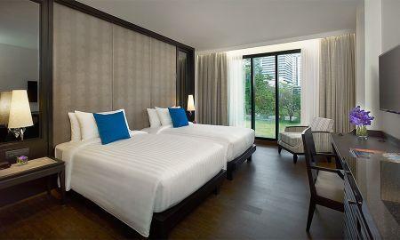 Habitación Twin Superior - Mövenpick Hotel Sukhumvit 15 Bangkok - Bangkok