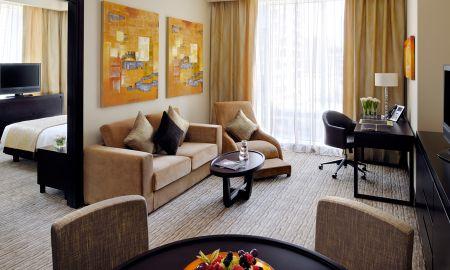Люкс категории Премиум - Mövenpick Hotel Jumeirah Lakes Towers - Dubai