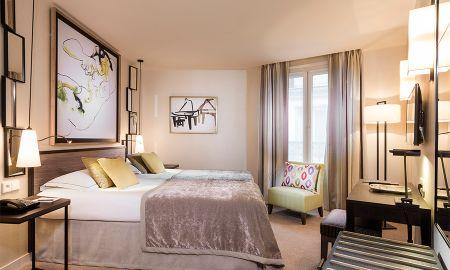 Chambre Prestige - Hôtel Balmoral - Paris