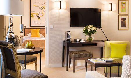 Suite (2 Adultes + 2 Enfants) - Hôtel Balmoral - Paris