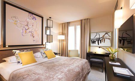 Chambre Classique - Hôtel Balmoral - Paris