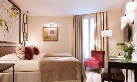 Chambre Supérieure - Hôtel Balmoral - Paris