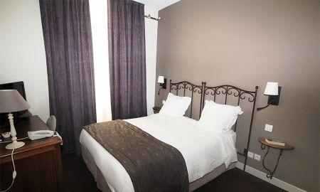 Standard Einzelzimmer - Hotel De L'Horloge Avignon - Avignon