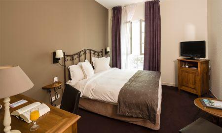 Standard Doppelzimmer - Hotel De L'Horloge Avignon - Avignon