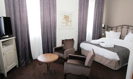 Superior Doppelzimmer - Hotel De L'Horloge Avignon - Avignon