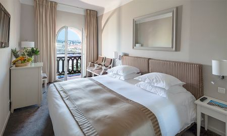 Chambre Tradition Individuelle - Hotel Suisse - Nice