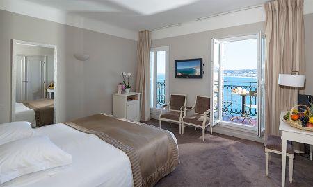 Suite Vue Mer - Hotel Suisse - Nice