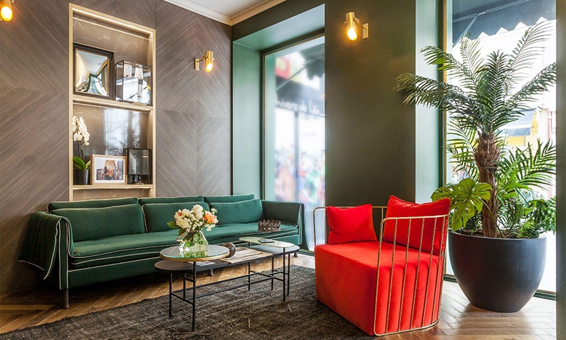 Handsome Hotel By Elegancia - Paris