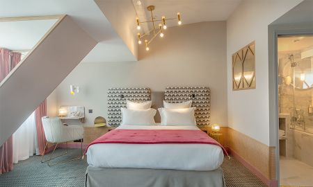 Suite Junior Handsome - Handsome Hotel By Elegancia - Paris