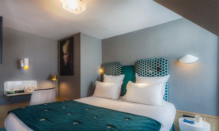 Quarto Gentleman - Handsome Hotel By Elegancia - Paris