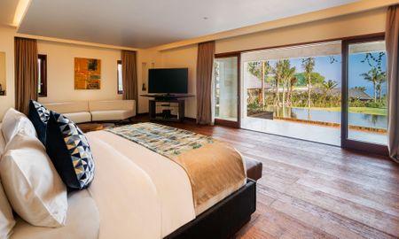 The Ridge - Three Bedroom Ocean View Villa - The Edge Bali Villa - Bali