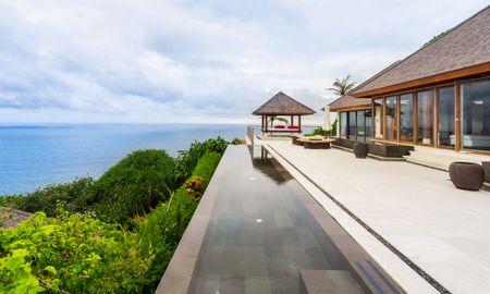 The View - Five Bedroom Ocean View Villa - The Edge Bali Villa - Bali