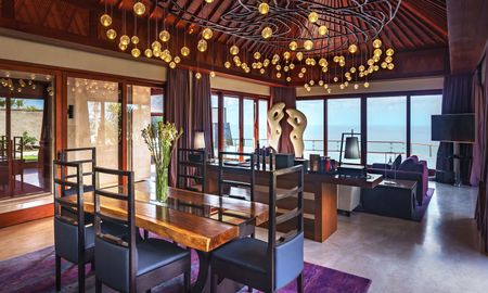 The One - One Bedroom Ocean View Villa - The Edge Bali Villa - Bali