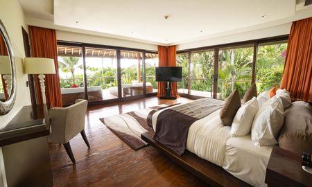 The Mood Zweizimmer Villa mit Uitzicht op de Oceaan - The Edge Bali Villa - Bali