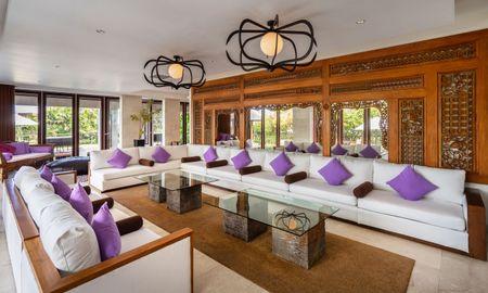 VillaThe Mood Dos Dormitorios con vista al océano - The Edge Bali Villa - Bali