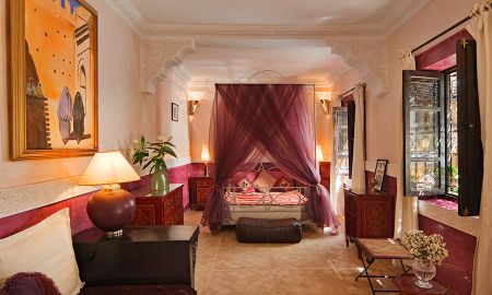 Joutia Zrabi Room - Riad Dar EL Souk - Marrakech