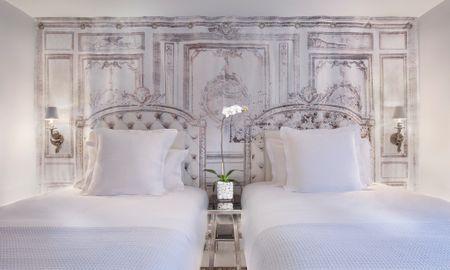 Camera Matrimoniale Superior - Vista Città - SLS South Beach Miami - Miami