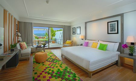 Grand Room - Ocean View - The Nai Harn - Phuket