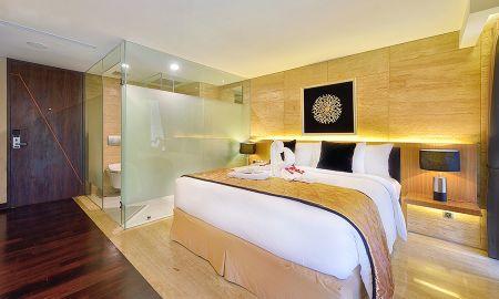 Chambre Supérieure - De Vins Sky Hotel Seminyak - Bali
