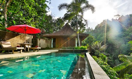 One Bedroom Villa with Pool - Ayung Resort Ubud - Bali