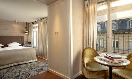 Suite Junior - Le Pavillon Des Lettres - Paris