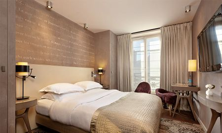 Chambre Supérieure - Le Pavillon Des Lettres - Paris