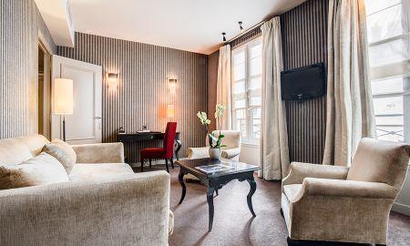 Suite Familiale - Le Pavillon De La Reine - Paris