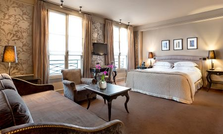 Suite Junior - Le Pavillon De La Reine - Paris