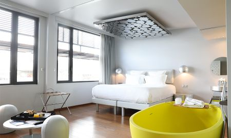 Suite Designer Silver Vue Seine - OFF Paris Seine By Elegancia - Paris