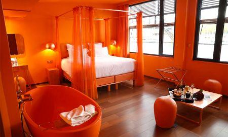 Suite Designer Sunset Vue Seine - OFF Paris Seine By Elegancia - Paris