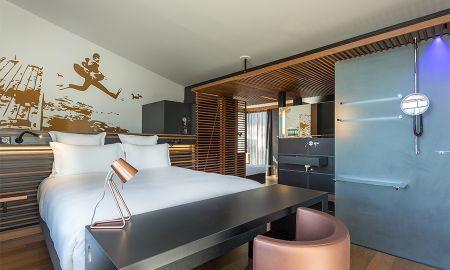 Suite Horizon Vista Dock - OFF Paris Seine By Elegancia - Parigi