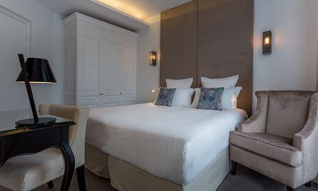 Zwe Classici Doppelzimmer mit Verbindungstür - La Comtesse By Elegancia - Paris