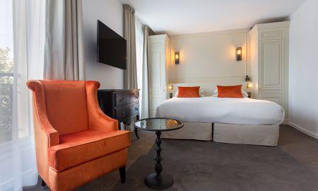 Chambre Duchesse - La Comtesse - Paris