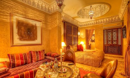 Suite Junior - Riad Kniza - Marrakech