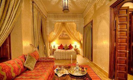 Habitación Superior - Riad Kniza - Marrakech