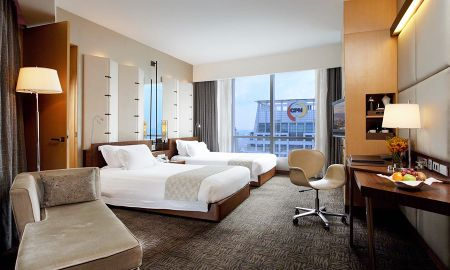 World Club Deluxe Twin - Centara Grand At Centralworld - Bangkok