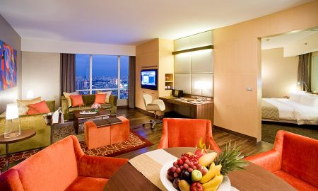 Suite Ejecutiva World King+Twin - Centara Grand At Centralworld - Bangkok