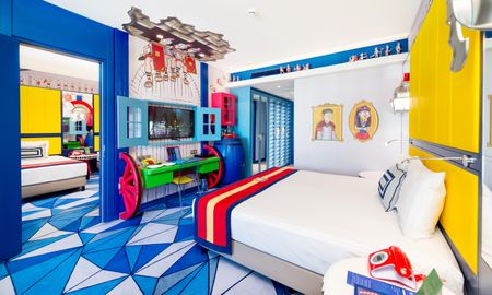 Deluxe Connecting Rooms - The Land Of Legends Kingdom - Antalya