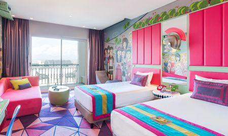 Suite - Terrace - The Land Of Legends Kingdom - Antalya