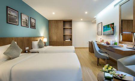 Chambre Premium avec Balcon - Royal Lotus Hotel Danang - Da Nang