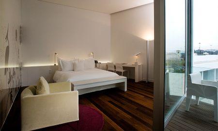Chambre Supérieure avec Balcon Individuelle - Altis Belém Hotel & Spa - Lisbonne
