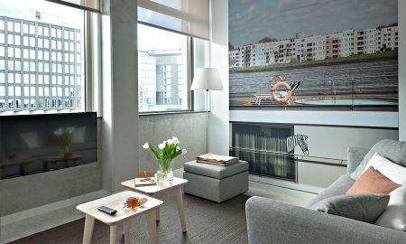 Apartamento de dois quartos - Eric Vökel Boutique Apartments - Amsterdam Suites - Amsterdã