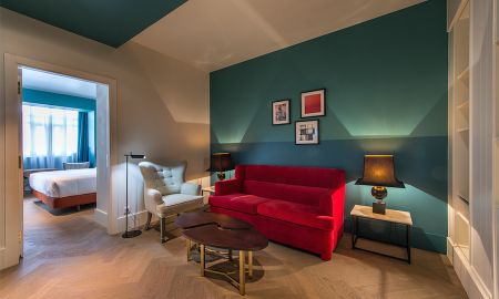 Suite Junior - Vincci The Mint - Madrid