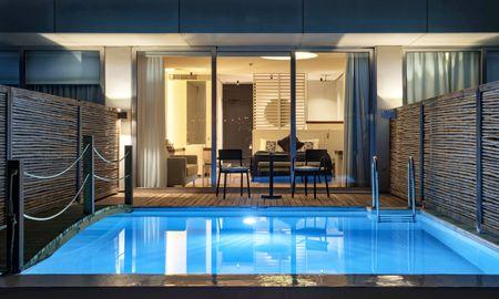 Camera Luxury con Piscina - Cape Bodrum Beach Resort - Bodrum