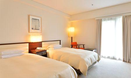 Стандартный номер с 2 отдельными кроватями - Kyoto Tokyu Hotel - Kyoto
