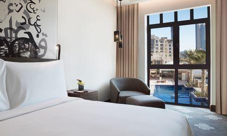 Habitación Deluxe - VistaPiscina - Manzil Downtown - Dubai