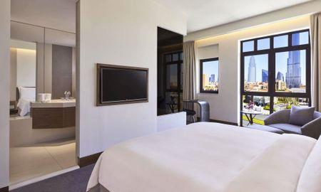 Habitación Deluxe - Vista al Burj - Manzil Downtown - Dubai