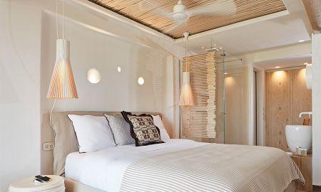 Zen Zimmer - Kensho Boutique Hotel & Suites Ornos - Mykonos